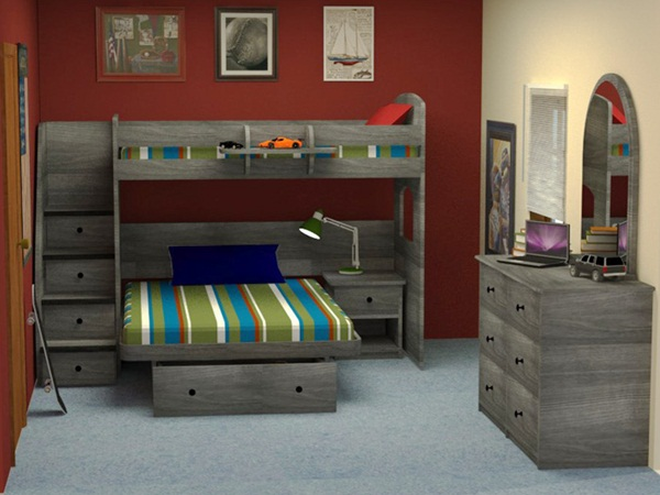 kids bedroom designs and ideas66