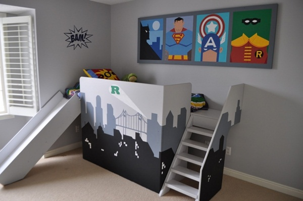 kids bedroom designs and ideas68
