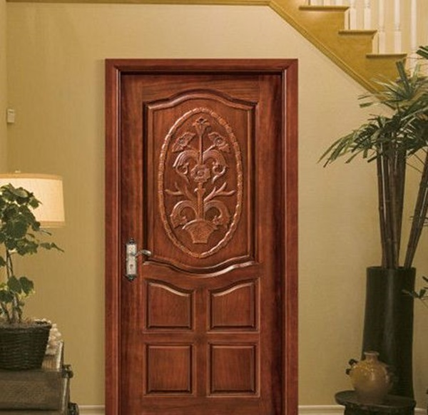Main door designs home design for Room door design for home