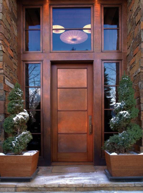 main door designs (54) & 80 Alluring Front Door Designs To Refine Your Home