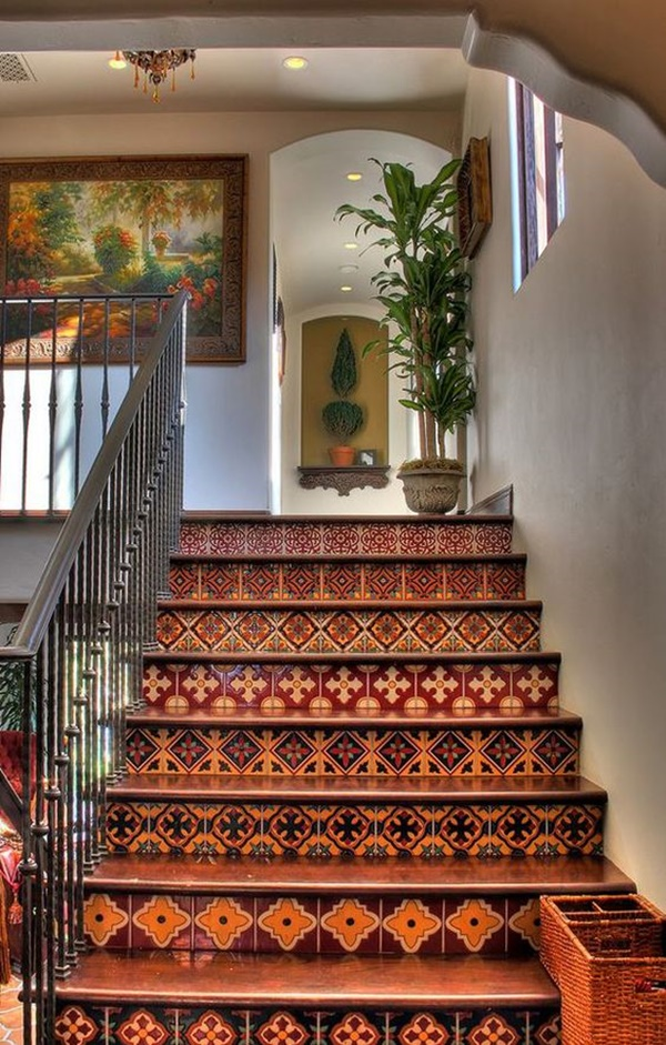 stair decorating ideas (10)