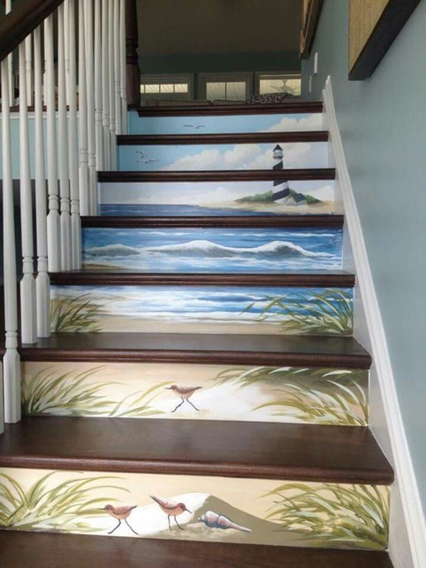 stair decorating ideas (11)