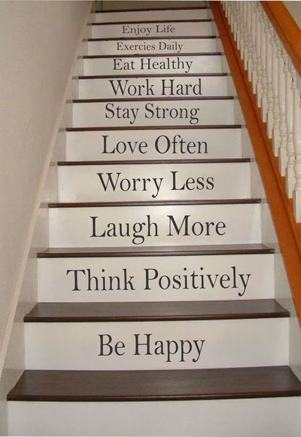 stair decorating ideas (20)