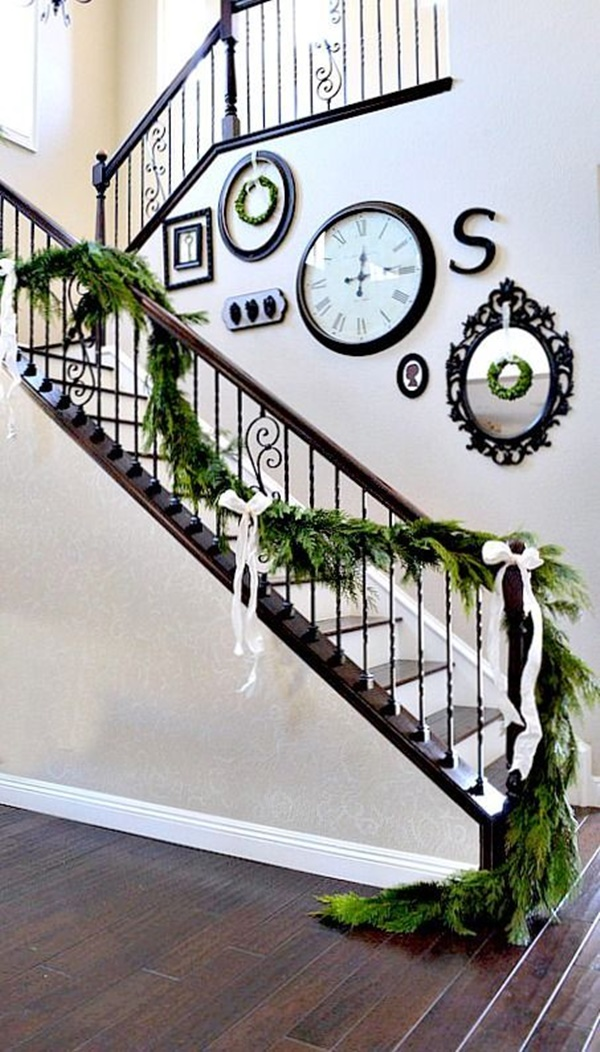 stair decorating ideas (31)