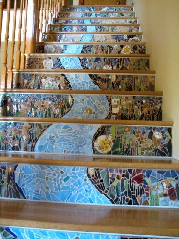 stair decorating ideas (5)