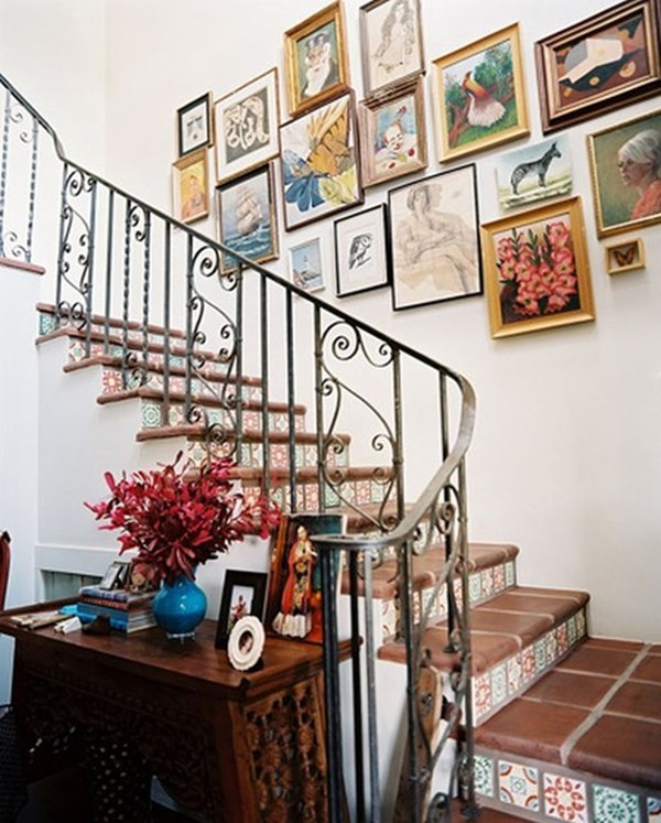 stair decorating ideas (77)