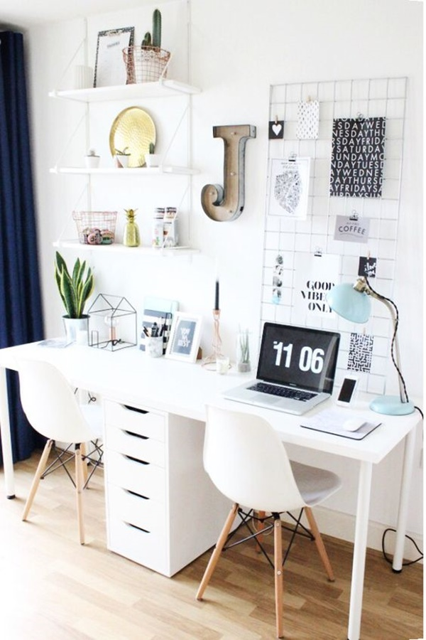 study room decorating ideas (8)