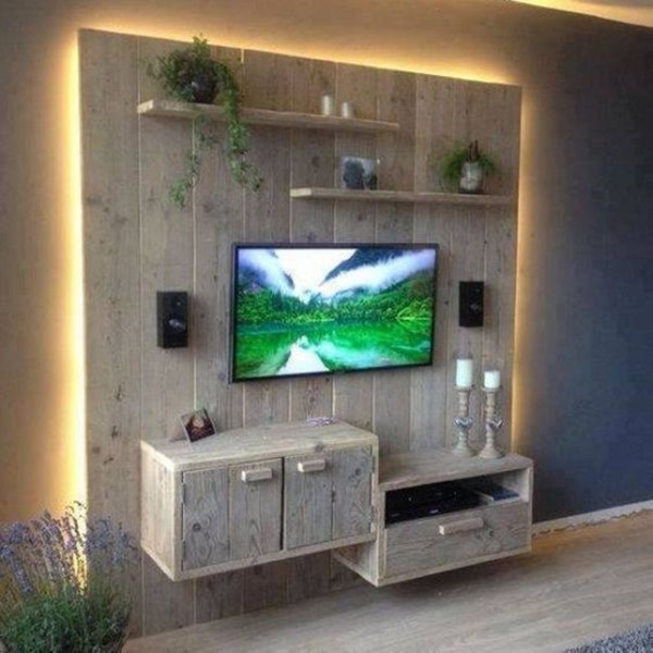 wood interior decorating ideas (32)